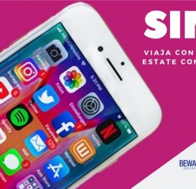 SIM CARD-All Friends 2018- Estate Conectado!