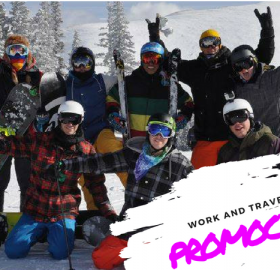 PROMOCIONES WORK AND TRAVEL 2018/2019